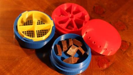 http://www.3ders.org/articles/20150824-mother-creates-3d-printed-box-for-coating-bitter-pills-with-chocolate.html